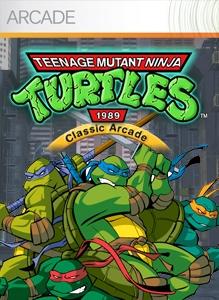 TMNT 1989 Arcade