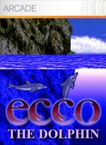 Carátula para el juego Ecco the Dolphin de Xbox 360