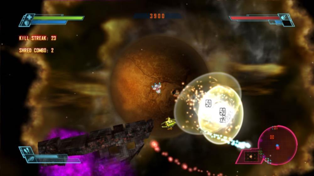 Image from Shred Nebula