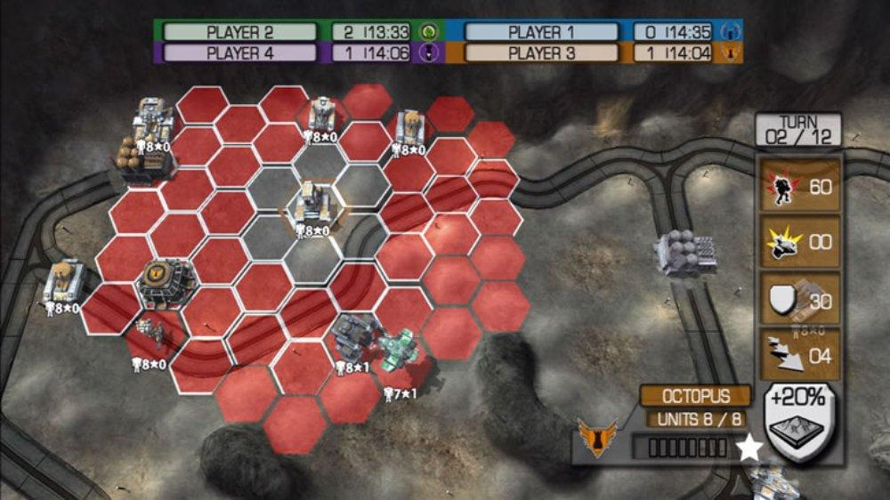 Image from Military Madness