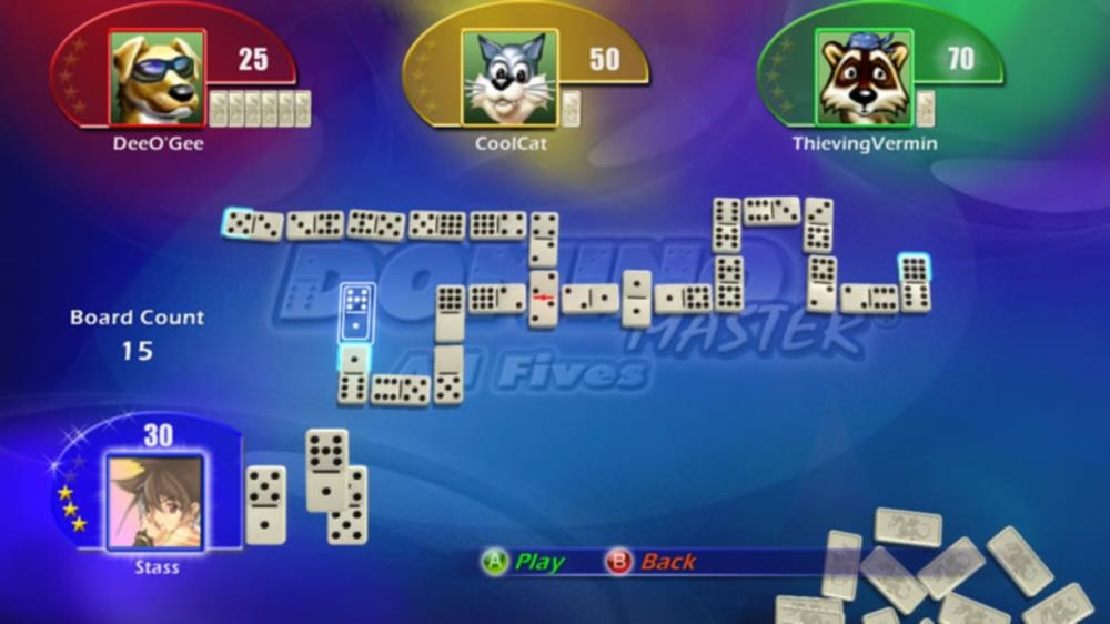 Image from Domino Master