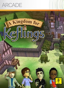 Carátula del juego A Kingdom for Keflings