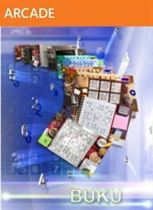 Buku数字パズル