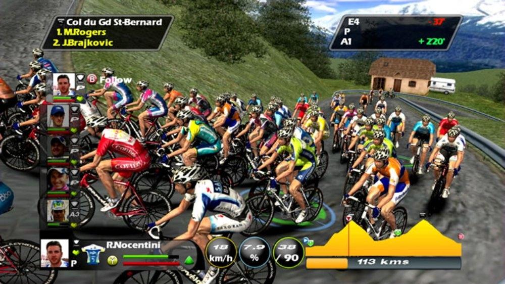 Image from Tour de France 2009