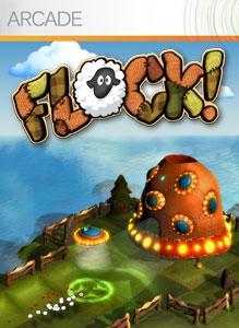 Carátula para el juego FLOCK! de Xbox 360