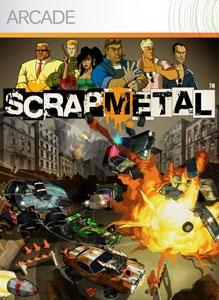 Scrap Metal Trailer
