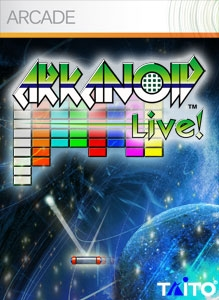 Carátula del juego ARKANOID Live! Episode Add-on Pack 1