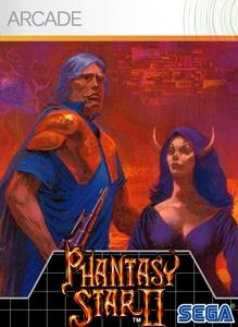Carátula para el juego Phantasy Star II de Xbox 360