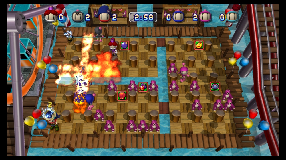 Image from Bomberman Battlefest
