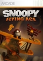 Snoopy Flying Ace