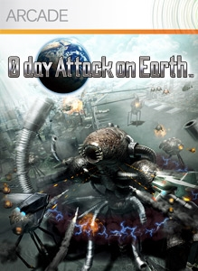 Carátula del juego 0 day Attack on Earth