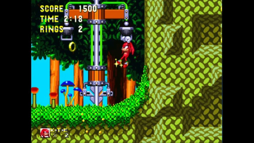 Image from Sonic & Knuckles
