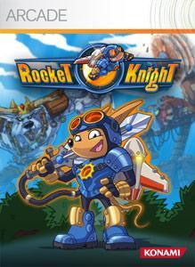 Carátula para el juego Rocket Knight de Xbox 360
