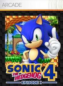 Carátula del juego SONIC THE HEDGEHOG 4 Episode I
