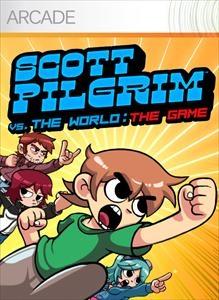 SCOTT PILGRIM THE GAME