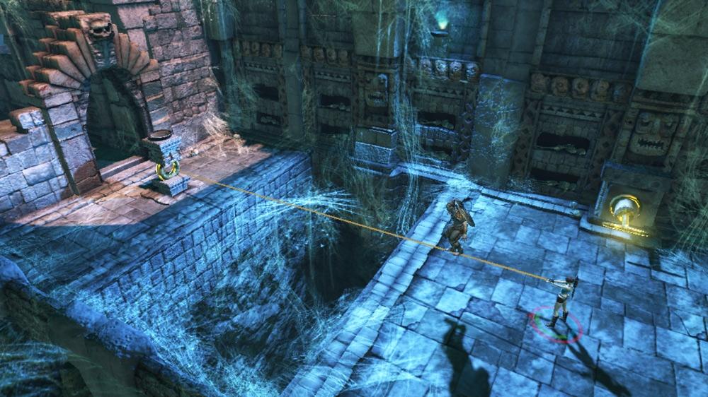Image from Lara Croft: GoL