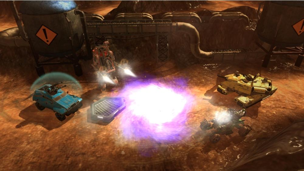 Image from Red Faction: Battlegrounds
