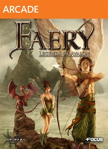 Carátula del juego Faery: Legends of Avalon