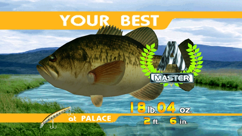 Image from SEGA Bass Fishing