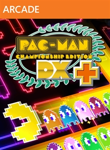 PAC-MAN Championship Edition DX+