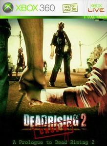 Carátula para el juego DR2: CASE ZERO de Xbox 360