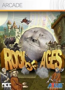Carátula para el juego Rock of Ages de Xbox 360