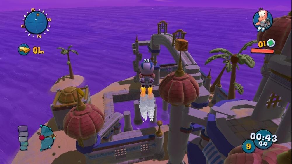 Worms™: Ultimate Mayhem  のイメージ