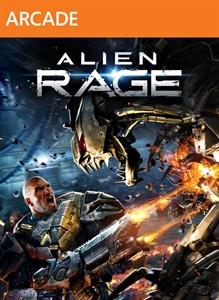 Carátula del juego Alien Rage