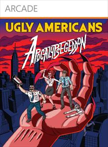 Ugly Americans Demons Picture Pack