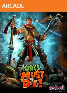 Orcs Must Die! Theme