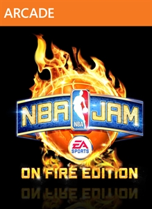 Carátula del juego NBA JAM: On Fire Edition