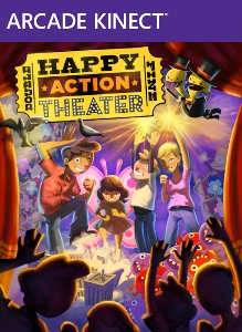 Double Fine Happy Action Theater