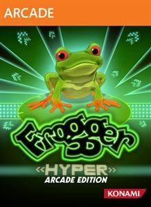 Carátula para el juego Frogger: Hyper Arcade Edition de Xbox 360
