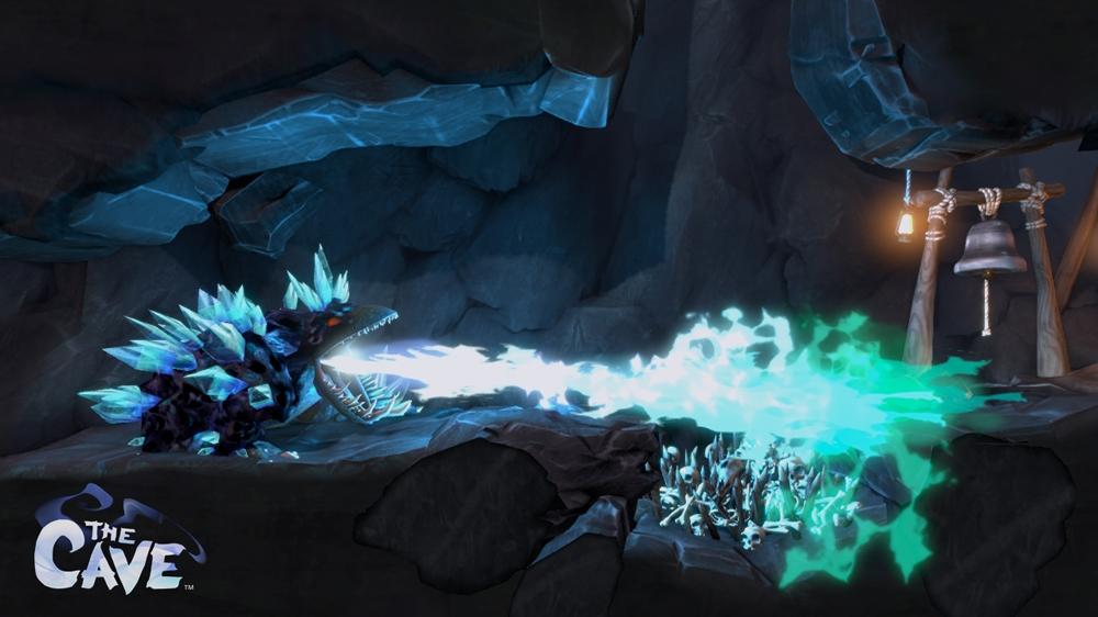 Imagem de The Cave