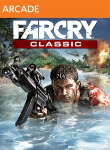 Carátula para el juego Far Cry Classic de Xbox 360