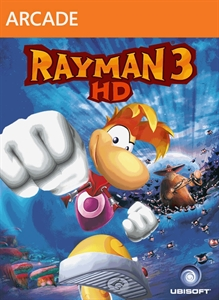 Rayman 3 HD The Worlds