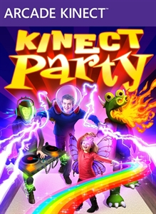 Kinect Party Trailer