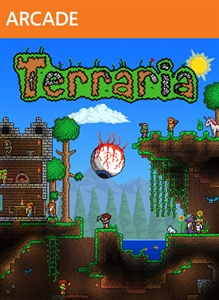 Terraria Announcement Trailer