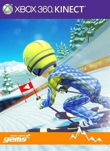 Carrera de esquí