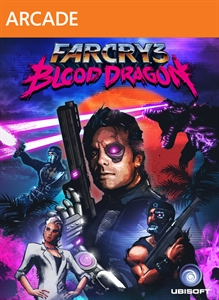 Carátula del juego Far Cry 3 Blood Dragon