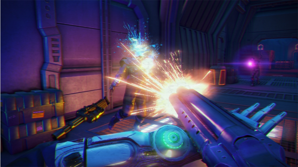 Image from Far Cry® 3 Blood Dragon