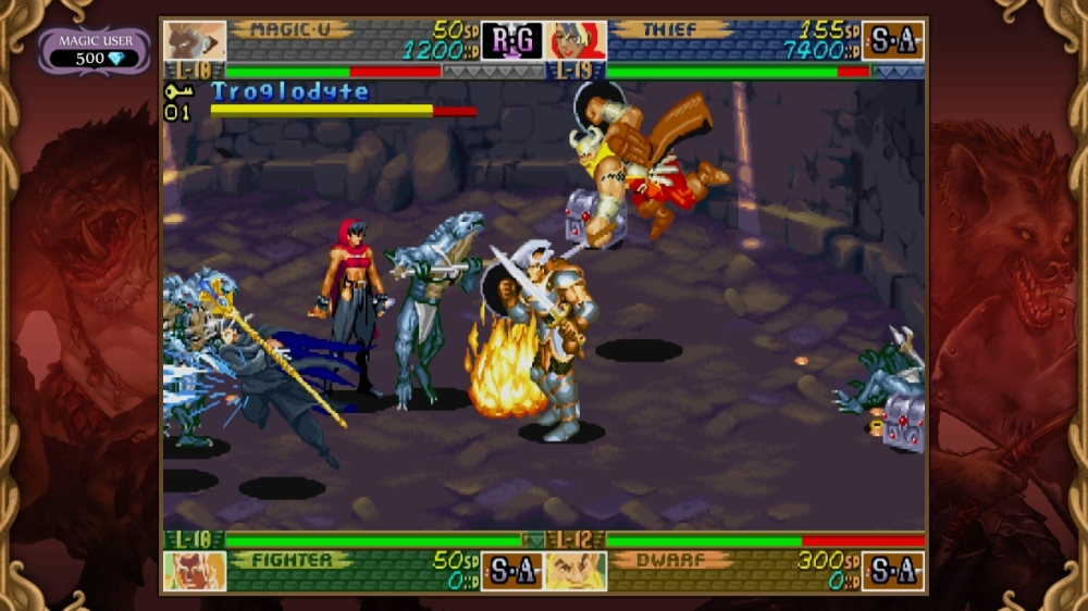 Image from Dungeons & Dragons: Chronicles of Mystara