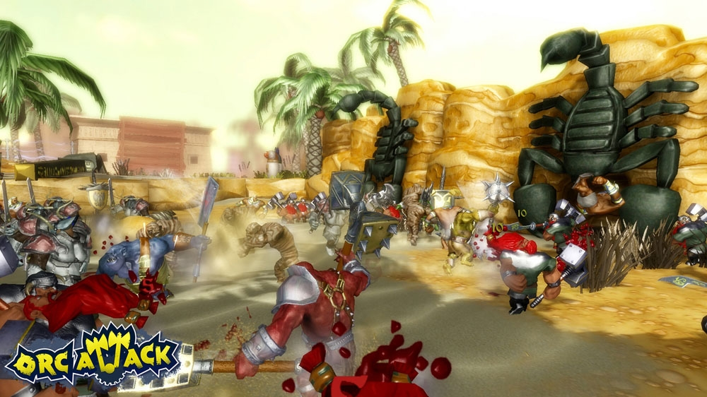 Image from Orc Attack
