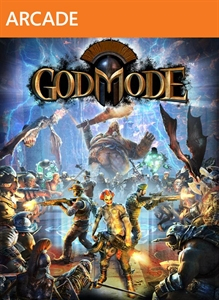 Carátula para el juego God Mode de Xbox 360