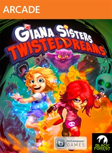 Carátula del juego Giana Sisters: Twisted Dreams