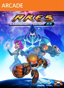 Carátula para el juego A.R.E.S. de Xbox 360