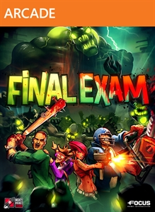 Final Exam - Launch Trailer