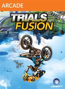 Carátula para el juego Trials Fusion de Xbox 360