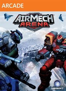 Carátula del juego AirMech Arena