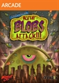 Mutant Blobs Attack Graphic Theme